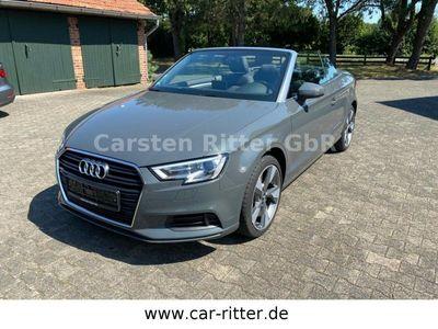 """gebraucht Audi A3 Cabriolet Nanograu 18"""" Xenon"""