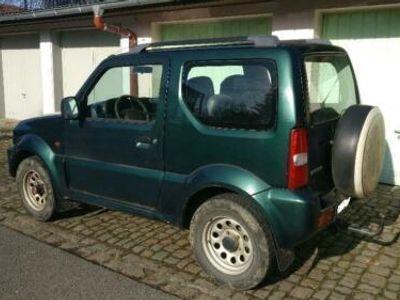 używany Suzuki Jimny Jagdfahrzeug