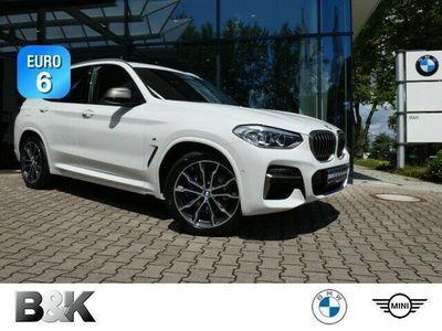 gebraucht BMW X3 M40i Gewerbeleas.ab 639netto HUD Navi PDC