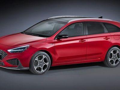 gebraucht Hyundai i30 Kombi WG 1.6 CRDi 48V Premium *Mildhybrid*FACELIFT 2020*7DCT*LED*Navi*Klimaauto*PDC* 100 kW (136 PS), Automatik