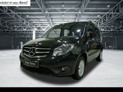 gebraucht Mercedes Citan 111 CDI Tourer EDITION Lang Klima Tempomat
