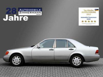 gebraucht Mercedes S320 Automatik, SHZ, AHK