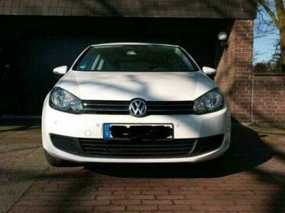 gebraucht VW Golf VI Trendline 1,6 Benzin Klima PDC u...