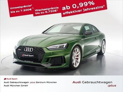 używany Audi RS5 Coupé 2.9 TFSI qu. tiptr. Sportabgas/Matrix/B&O/HeadUp