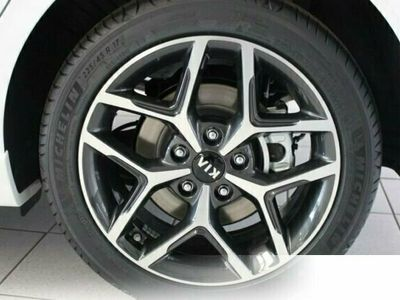 gebraucht Kia cee'd GT Ceed 15 T-GDI MILD HYBRID DCT7 LINE MJ21 NAV