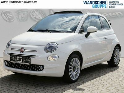 gebraucht Fiat 500C 1.2 8V *Klima*Bluetooth*Connect-Paket Plus
