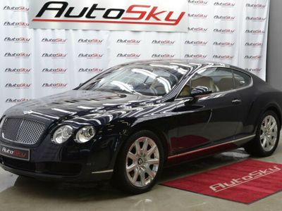 gebraucht Bentley Continental GT+DE Fzg+Scheckheft