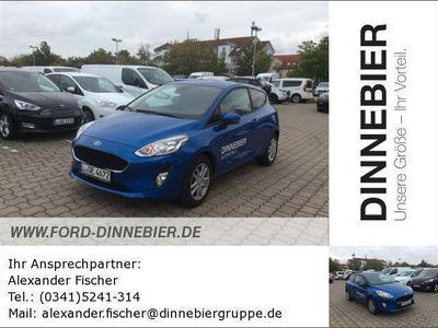 gebraucht Ford Fiesta Cool&Connect 3T 1.0 74kW Parklückenassistent Vorführwagen, bei Autohaus Dinnebier GmbH