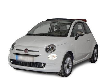 gebraucht Fiat 500C 1.2 Benzin