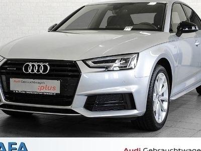 käytetty Audi A4 Limousine Sport 2,0 TDI quattro S tronic 2x S Line,LED,B&O,Navi