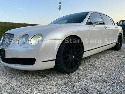 """gebraucht Bentley Flying Spur V12 PERLMUTT 21"""" TAUSCH INZ .MÖGLICH als Limousine in Pähl"""