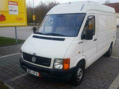 gebraucht VW LT 28 2.5 TÜV NEU! Mit KLIMA.