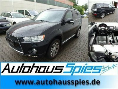 used Mitsubishi Outlander 2,2 DI-D AT 4WD Instyle 7S GETRIEBEPRO