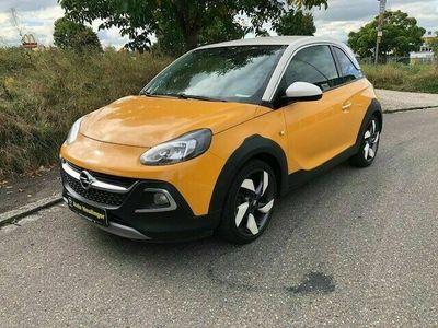 gebraucht Opel Adam Rocks 1.4 74kW*PDC*Klima*SHZ*