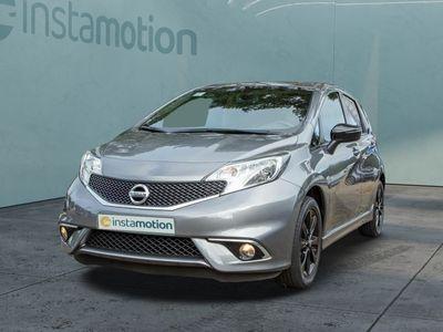 gebraucht Nissan Note NoteBLACK EDITION 1.2*+NAVI+KLIMAAUTOMATIK+SHZ*