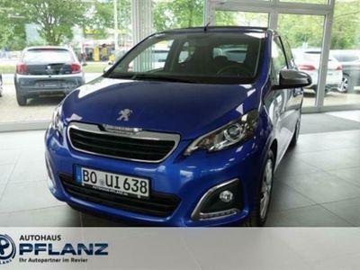 gebraucht Peugeot 108 TOP! Style 1.0 VTi 72 5T Stop&Start