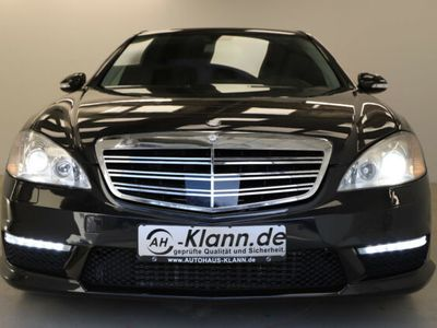gebraucht Mercedes S320 CDI 235 PS Designo Xenon Navi AMG