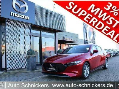 gebraucht Mazda 3 SKYACTIV-G M Hybrid NAV+APPLE CARPLAY