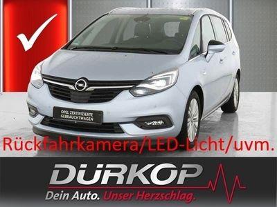 gebraucht Opel Zafira Innovation 2.0 CDTI Automatik/Komfort-Sitze/LED-Li