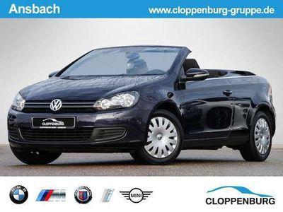 gebraucht VW Golf Cabriolet Cabrio