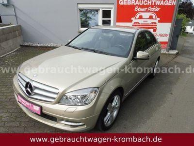 gebraucht Mercedes C350 CGI BlueEfficiency Avantgarde 2.Hand