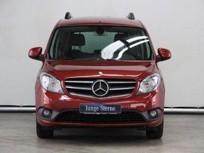 gebraucht Mercedes Citan 111 CDI KB/Kombi/Tourer 8xAirb+PTS+2xSitzh