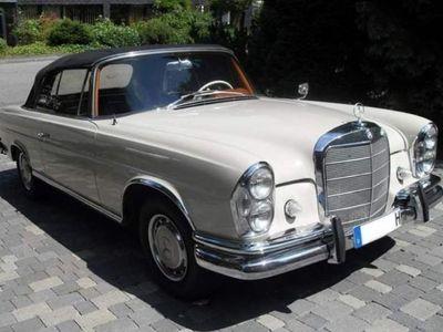 gebraucht Mercedes W111 220 SE Cabrio