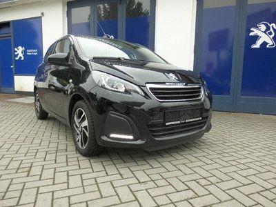 gebraucht Peugeot 108 PureTech 82 Active Klima,Sitzheizung,Tempomat