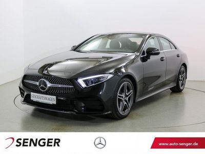 gebraucht Mercedes CLS350 AMG Line Multibeam AHK Sport-Abgasanlage