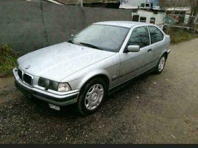 gebraucht BMW 318 Compact e36 compact ti anfängerauto