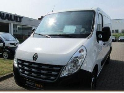 gebraucht Renault Master L1H1 dCi100 3,5t Klima 2xAirbag Holzboden