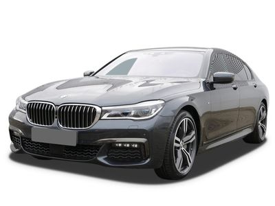 Gebraucht BMW 750L I A XDrive M Sportpaket TV SITZBELUFTUNG ACC
