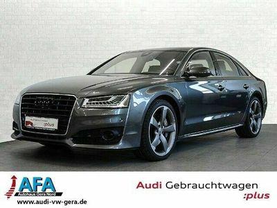 gebraucht Audi A8 *UPE140T* Matrix*21Zoll*B&O*TV*Stdhzg*