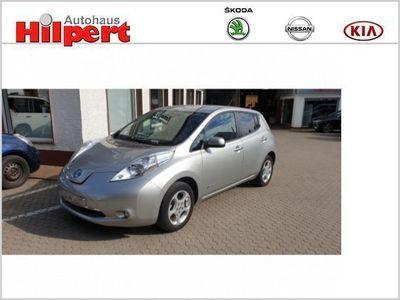 gebraucht Nissan Leaf Acenta 24kWh Akku inkl. Solar Spoiler