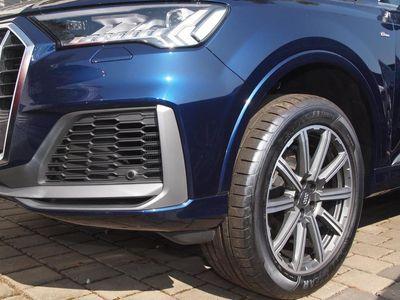 gebraucht Audi Q7 S line 50 TDI quattro S tronic AHK/Luft/20`