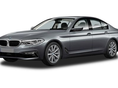 gebraucht BMW 530 d Limousine Sport Line AHK HUD Aktivlenkung -
