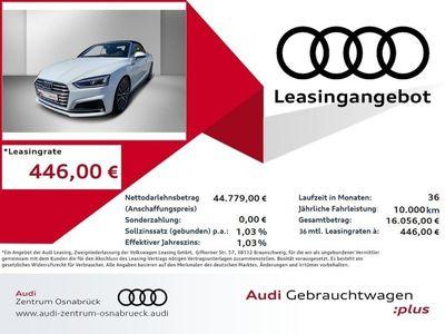 gebraucht Audi A5 Cabriolet TFSI S-tronic Sportpaket bei Gebrachtwagen.expert