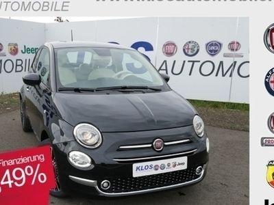 gebraucht Fiat 500 1.2 8V LOUNGE KLIMAAUTO APPLE CAR 109€mtl. E6DTEMP