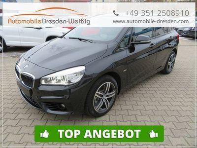 gebraucht BMW 220 Active Tourer Sport Line*NaviProf*HeadUp*ACC*Kamera