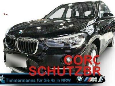 gebraucht BMW X1 sDrive18i Navigation Sitzheizung Lichtpaket