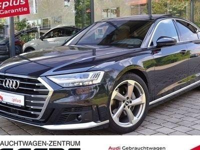 gebraucht Audi A8 50 TDI qu/tiptr. Pano/B&O/AHK/Luft/HD Matrix