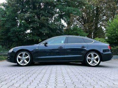 gebraucht Audi A5 2.0 TDI 3xS line quattro B&O
