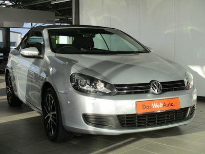 gebraucht VW Golf Cabriolet BlueMotion Technology Rechtslenke
