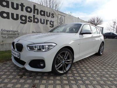 gebraucht BMW 120 i 5trg. M Sportpaket Navi LED 18 M-Räder