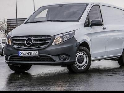 gebraucht Mercedes Vito 114 CDI Lang, Audio 10,AHK