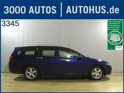 used Honda Accord Tourer 2.4 Executive Leder Xenon Shz