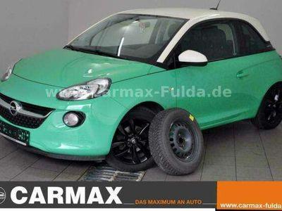 gebraucht Opel Adam Unlimited Navi,SH,Apple Car Play,8fach