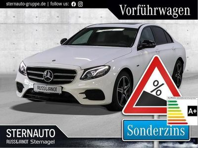 gebraucht Mercedes E300 AMG Line NAVI LED NIGHT SHD Fahrassi