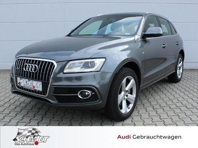 gebraucht Audi Q5 3.0TDI Aut. S Line Sport Edition eSD Sthzg