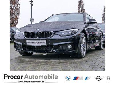 gebraucht BMW 430 4er i xDrive Coupe M Sport